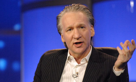 HBO presenter Bill Maher