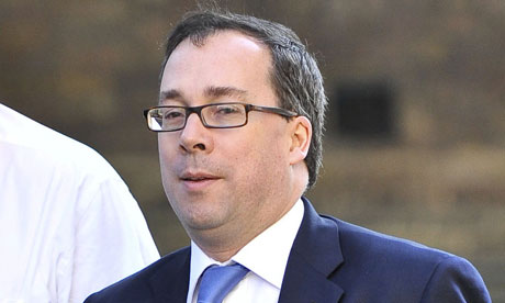 Ed Llewellyn, Cameron's chief of staff