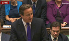 Prime Minister David Cameron Makes a statement on public confidence in the media
