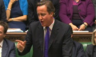 David Cameron has told the Commons he will investigate claims a senior official's phone was hacked