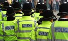 Police cuts announced
