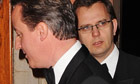 David Cameron and Andy Coulson