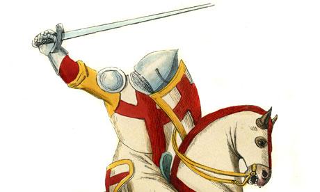 A Knight Templar