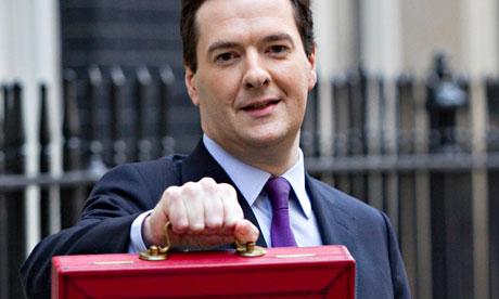 George Osborne, March 2011.