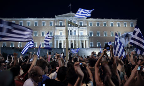 greece strikes and protests
