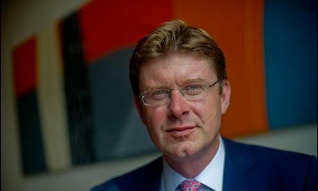 Planning minister Greg Clark