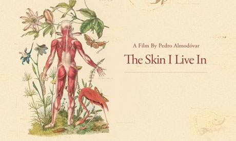 The Skin I Live In poster