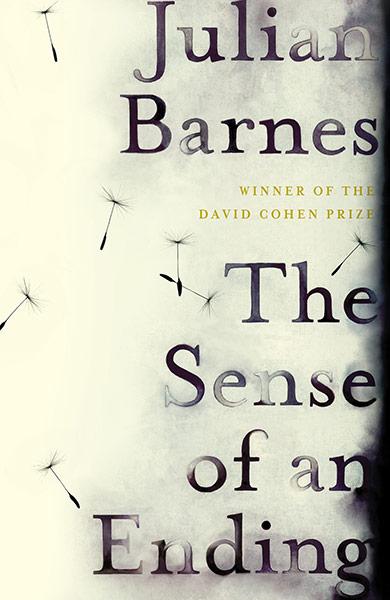 Man Booker Covers: Julian Barnes