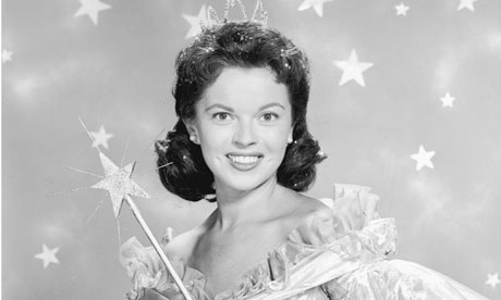 shirley temple with a magic wand