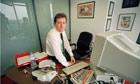 Piers Morgan in 1998