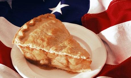 Old-Fashioned All-American Apple Pie recipe m