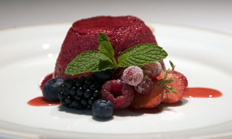 How to cook perfect summer pudding