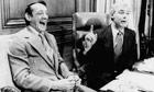 Harvey Milk and Mayor George Moscone