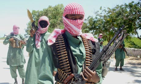 Somali militant group al-Shabab