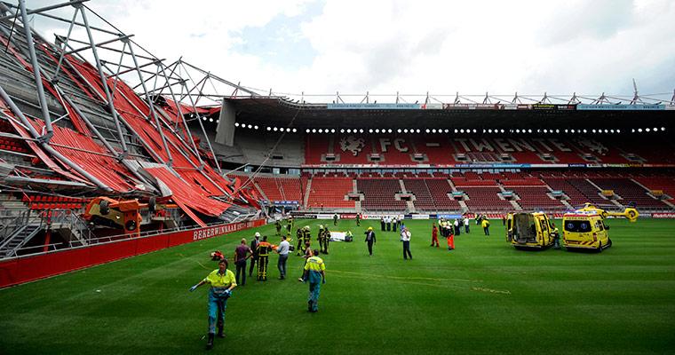 fc twente3: The soccer stadium