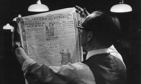 The News of the World in 1953