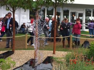 Nicola Greaves conceptual garden