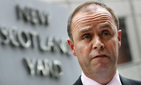 Scotland Yard Assistant Commissioner John Yates