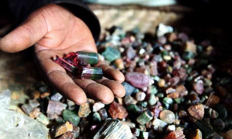 Congo minerals