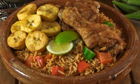 West African Foods Dishes
