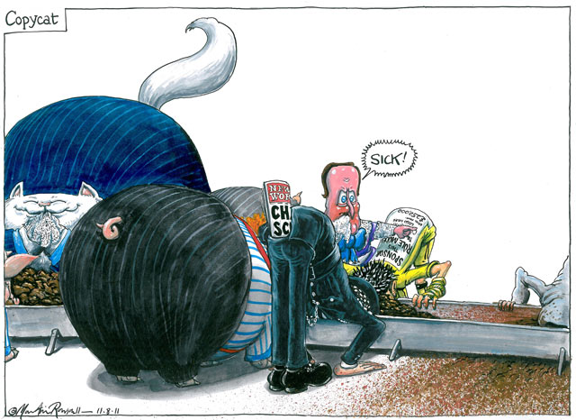 Martin Rowson 11.08.2011