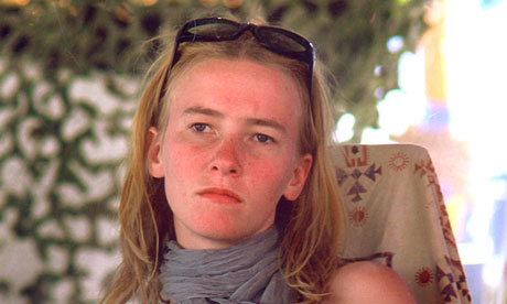 Iran has named a street in central Tehran after Rachel Corrie, an American pro-Palestinian activist who was killed in 2003. Photograph: Denny Sternstein/AP