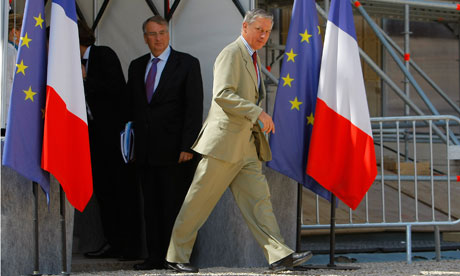 Christian Noyer said France's banks were in 'perfectly satisfactory condition'