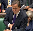DAVID CAMERON-COMMONS-RIOTS-EMERGENCY RECALL OF PARLIAMENT