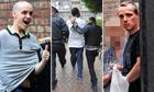 Riots accused composite