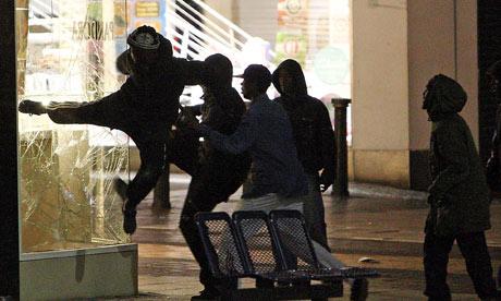 gang riots