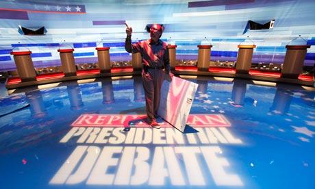 Republican debate in Iowa