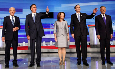 Iowa Republican debate 007 GOP Must Hang Together in 2012 or We Will Hang Separately
