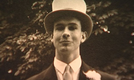 Richard Mannington Bowes at his sister's wedding