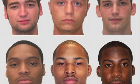 Face Variations by Ethnic Group - Marquardt Beauty Analysis