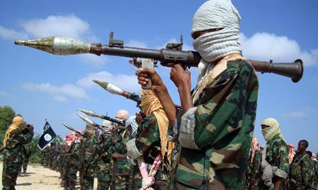 Somalia's al-Shabaab rebel group