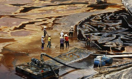 environmental problems caused by gold mining Gold and diamond mining create extreme environmental damage including logging and removing 1750 tones of  gold mining let's not forget  environmental impact of.