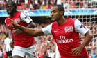 Amid the gloom, much to cheer in Arsenal's scrambled win over Udinese
