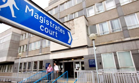 Croydon Magistrates Court