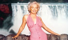 Marilyn Monroe in a still from the film Niagara