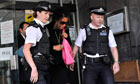 London Rioter Chelsea Ives Remanded in Custody