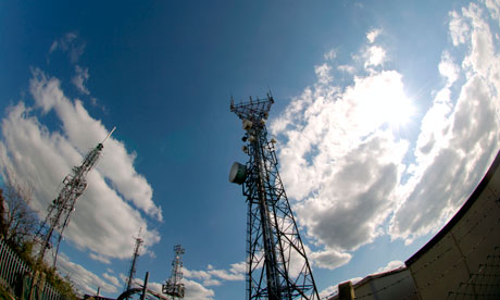 Radio telecommunication masts