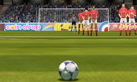 Flick Soccer! for iPhone