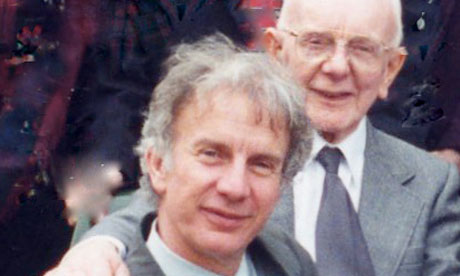 Roger Clough and his father