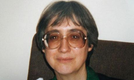 Margaret Whitford