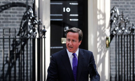 David Cameron delivers Libya statement