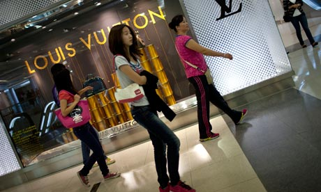 Female consumers in China