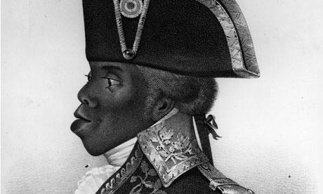 Haitian Leader