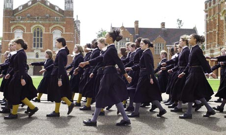 School Bans Girls From Wearing Skirts