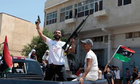 Rebel Forces Tripoli