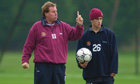 Tottenham's Harry Redknapp admits desire to be reunited with Joe Cole